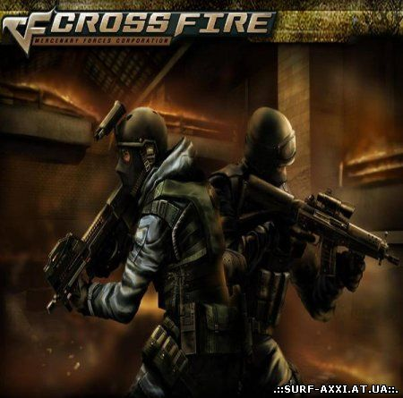 Скачать с торента Crossfire / Кроссфаер (2009/ENG) PC [2009, Action (Shooter) / 3D / 1st Person / Online-only]